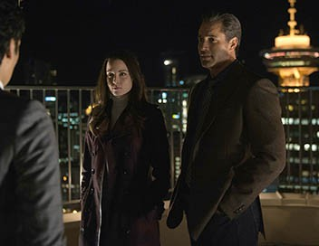 Continuum S04E01 Heures perdues