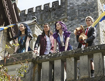 Descendants (version coulisses)