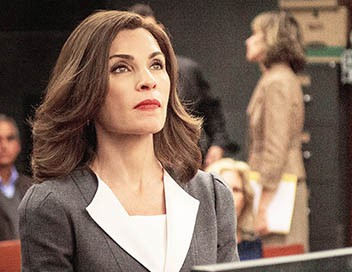 The Good Wife S06E01 Derrière la ligne