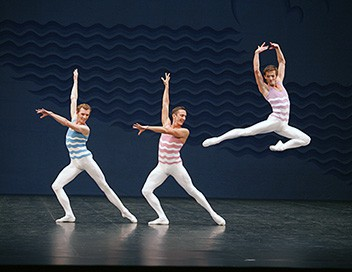 <strong>Hommage à Jerome Robbins</strong> - 1