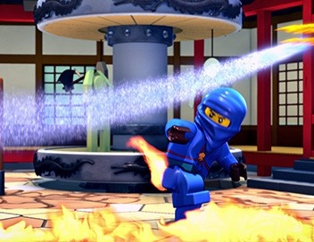 <strong>Ninjago</strong> S02E02 Pirates contre ninjas - 2