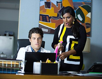 The Mindy Project S03E01 Pas de secrets entre nous