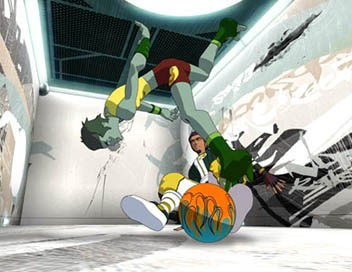 Galactik Football S02E22 Mauvais pressentiment