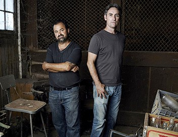<strong>American Pickers, la brocante made in USA</strong> S06E34 Backroad Barnstorming - 4