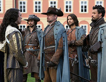 The Musketeers S01E10 La fin justifie les moyens