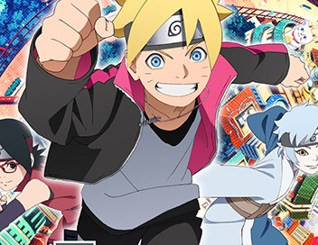 Boruto : Naruto Next Generations S01E37 La résolution du shinobi
