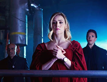12 Monkeys S03E01 Mère