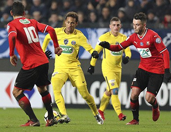 Sur France 2 à 20h55 : Rennes (L1) / Paris-SG (L1)