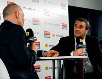 The Windsor Interviews Nigel Mansell