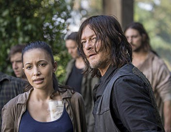 The Walking Dead S08E11 Vivant ou mort ou