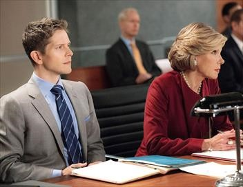 The Good Wife S07E09 Le net plus ultra