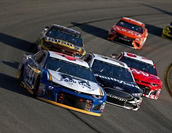 Bank of America 500 NASCAR Cup Series 2018