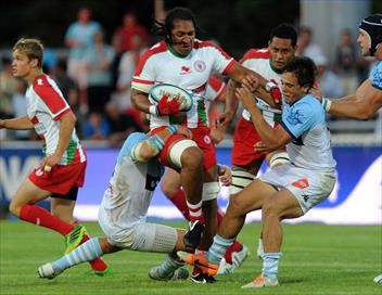 Angoulême / Biarritz Rugby Pro D2 2018/2019
