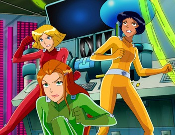 Totally Spies S04E18 Totalement pas Spies