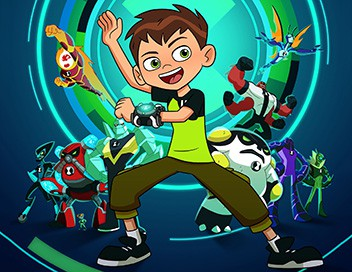 Ben 10 S01E11 Tom Bouctou, l'anti-héros en streaming