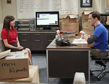 The Big Bang Theory S06E03 Le mal de l'espace