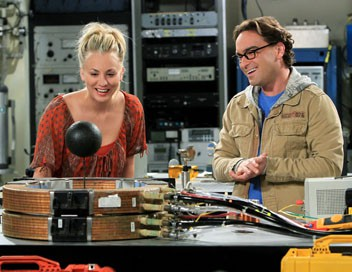 The Big Bang Theory S06E05 L'excitation holographique