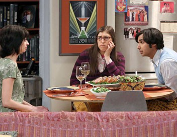 The Big Bang Theory S06E24 Bon voyage !