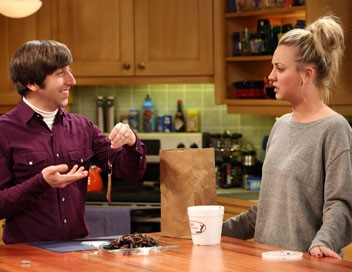 The Big Bang Theory S06E10 Entrailles, poiscailles, ripailles !