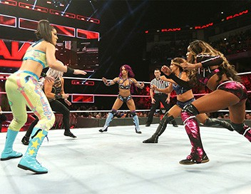 WWE Raw à Oklahoma City