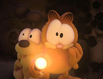 Garfield & Cie S02E23 Chat en rogne