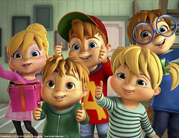 Alvinnn !!! et les Chipmunks S03E00 Le grand détective Chipmunk