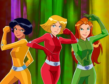 Totally Spies S02E09 Surf d'enfer
