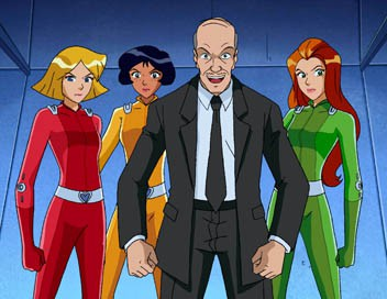 Totally Spies S03E17 Les insectes attaquent