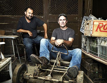<strong>American Pickers, la brocante made in USA</strong> S06E34 Backroad Barnstorming - 3