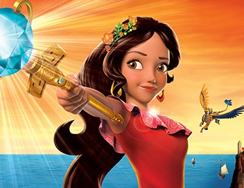 Elena d'Avalor S01E08 Le club des rois