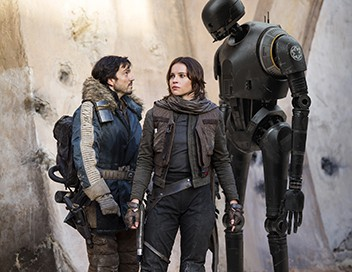 Rogue One : A Star Wars Story en streaming
