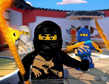 Ninjago S03E03 Black Out