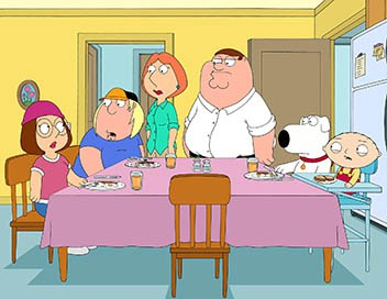 <strong>Family Guy</strong> S14E07 2000 ans, toujours puceau - 2