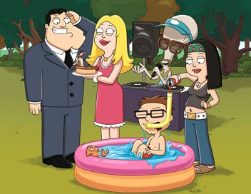 American Dad ! S06E01 Rambo junior