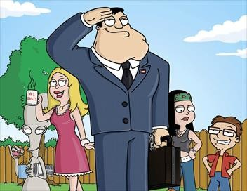 American Dad ! S02E10 Opération Clooney