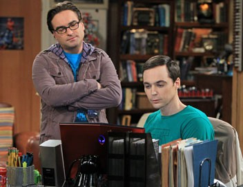 The Big Bang Theory S06E07 L'apprentie réalisatrice