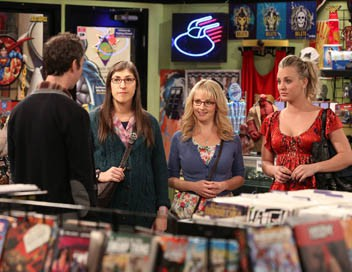 The Big Bang Theory S06E13 L'expédition Bakersfield
