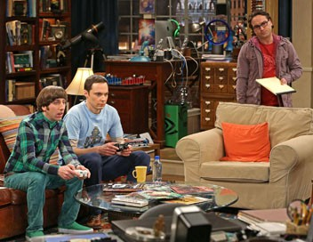 The Big Bang Theory S06E18 Obligation contractuelle