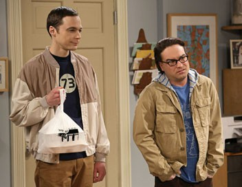 The Big Bang Theory S06E19 La reconfiguration du dressing