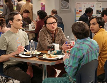 The Big Bang Theory S06E20 Une titularisation mouvementée