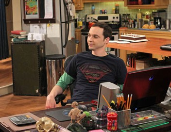The Big Bang Theory S06E21 La clôture cognitive alternative