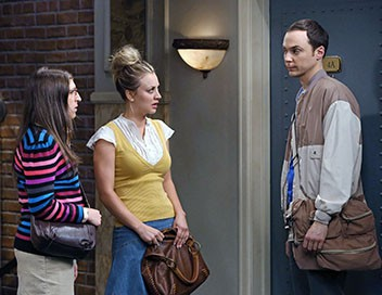 The Big Bang Theory S07E02 Une affaire d'oestrogènes