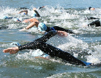 3e manche Triathlon Super League 2018/2019