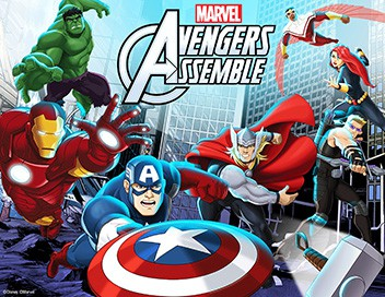 Marvel's Avengers : Secret Wars S04E14 Nouvel an, vieilles querelles