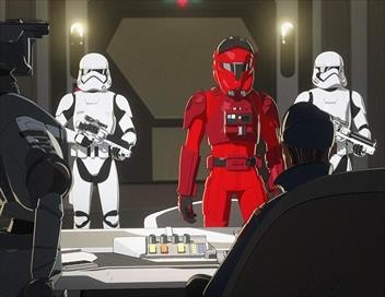 Star Wars Resistance S01E01 La recrue
