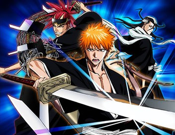 Bleach S16E21 Les Shinigami contre l'Xcution