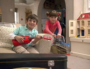 Topsy et Tim S01E22 Si on chantait
