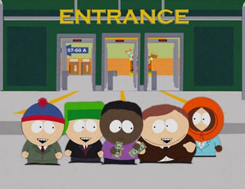 South Park S09E03 Wing