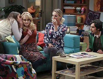 The Big Bang Theory S09E18 Détournement de brevet