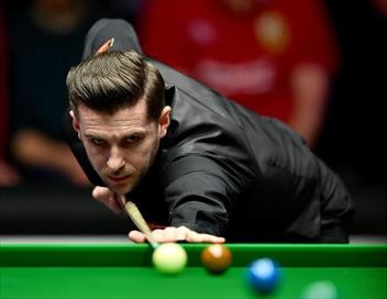 4e jour Snooker Masters 2019